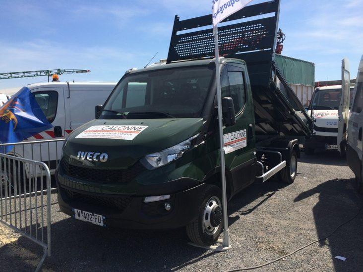 Nouveau Camion Thomas Calonne